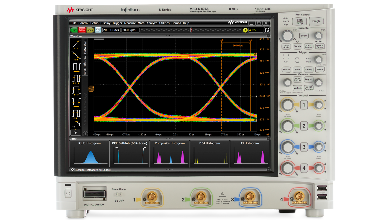 App notes – Oscilloscopes